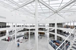 Reykjavik University Interior