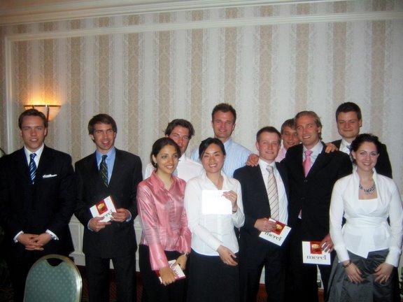 The Organizing Team 2007