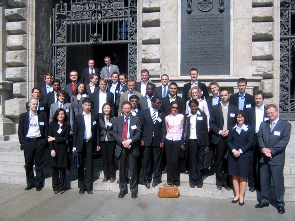 The Participants of The Negotiation Challenge 2007