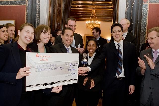 The Winners of The Negotiation Challenge 2008