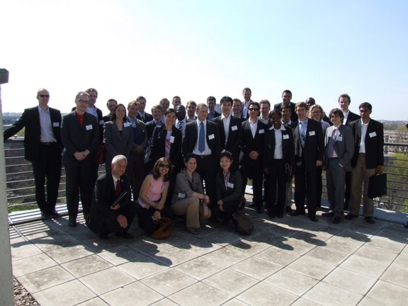 Participants of TNC 2007