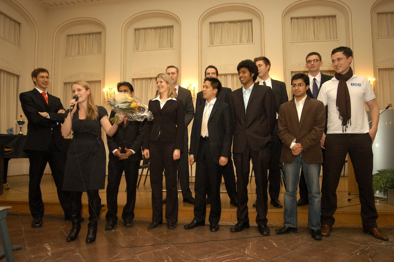 TNC 2009 - Organization Team