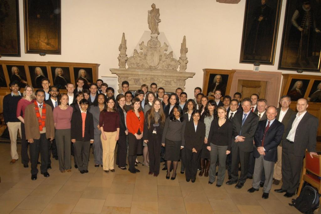 TNC 2009 - Participants