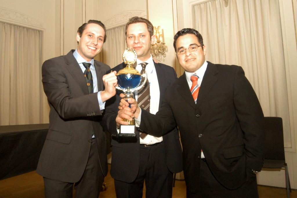 TNC 2009 - Winners