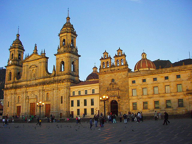 Catedral Primada Bogota